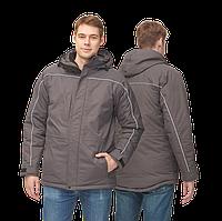 Утепленная куртка нового поколения, StanNorth, 31M, Тёмно-серый (100), S/46