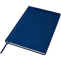 Ежедневник недатированный Bliss, А4,  темно-синий, белый блок, без обреза, Синий, -, 24602 26