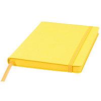 Ежедневник недатированный Shady, А5, лимонный, кремовый блок, желтый обрез, Желтый, -, 24700 03