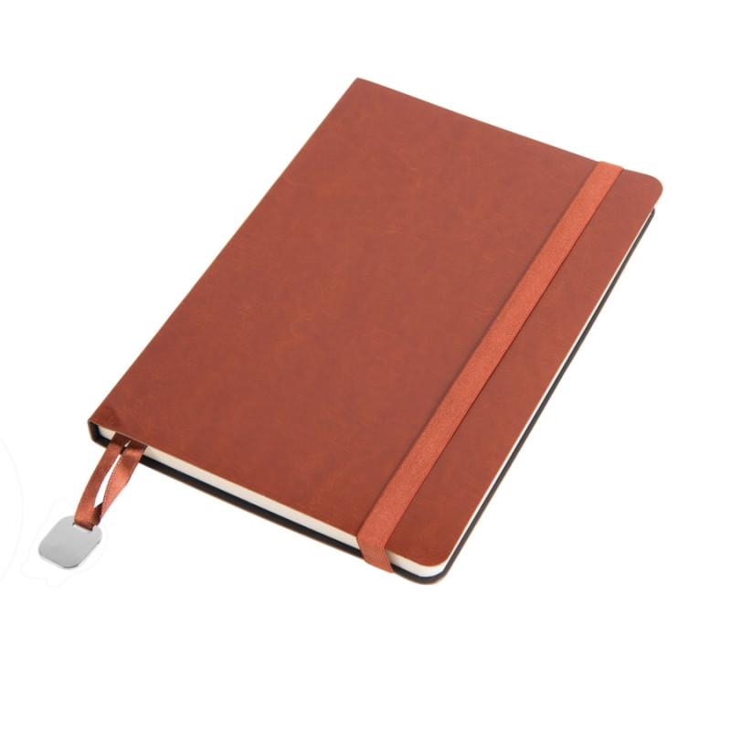 Ежедневник недатированный BOOMER, формат А5, Коричневый, -, 24702 14