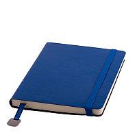 Ежедневник недатированный Boomer, А5, синий ройал, кремовый блок, без обреза, Синий, -, 24702 24