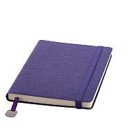 Ежедневник недатированный Boomer, А5,  фиолетовый, кремовый блок, без обреза, Фиолетовый, -, 24702 11, фото 1