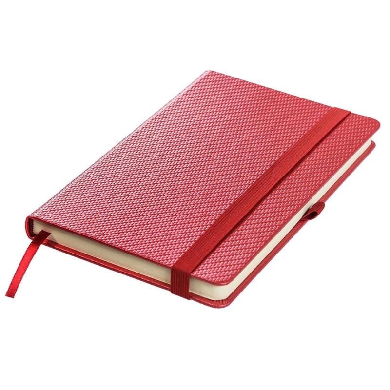 Ежедневник недатированный BARRY, формат А5, Красный, -, 24704 08