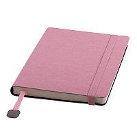 Ежедневник недатированный Boomer, А5,  светло-розовый, кремовый блок, без обреза, Розовый, -, 24702 38, фото 1