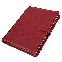 Ежедневник недатированный Coach, формат B5 в подарочной коробке, Бордовый, -, 24735 13, фото 1