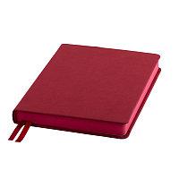 Ежедневник недатированный Softie, А5, бордовый, блок в клетку, бордовый обрез, Бордовый, -, 24720 13