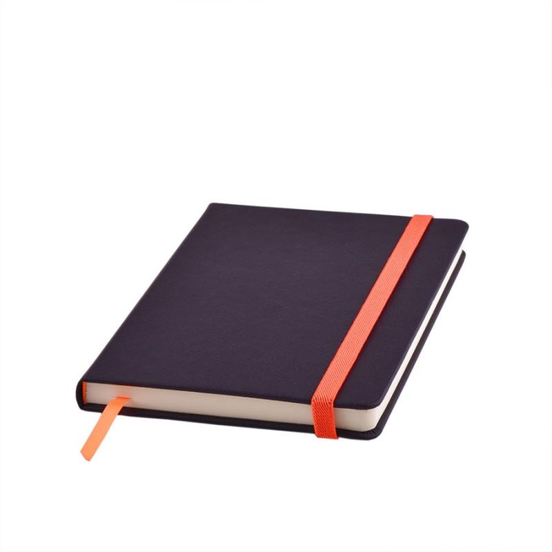 Ежедневник недатированный RAY, формат А5, Черный, -, 24726 35 06