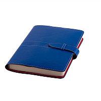 Ежедневник-портфолио недатированный HOLDER, формат А5, Синий, -, 24727 24 08
