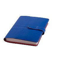 Ежедневник-портфолио недатированный HOLDER,  формат А5, Синий, -, 24727 24 06, фото 1