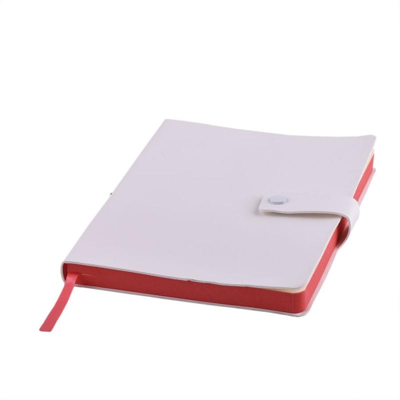 Ежедневник недатированный STELLAR, формат А5, Белый, -, 24728 01 08