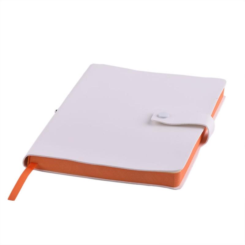 Ежедневник недатированный STELLAR, формат А5, Белый, -, 24728 01 06