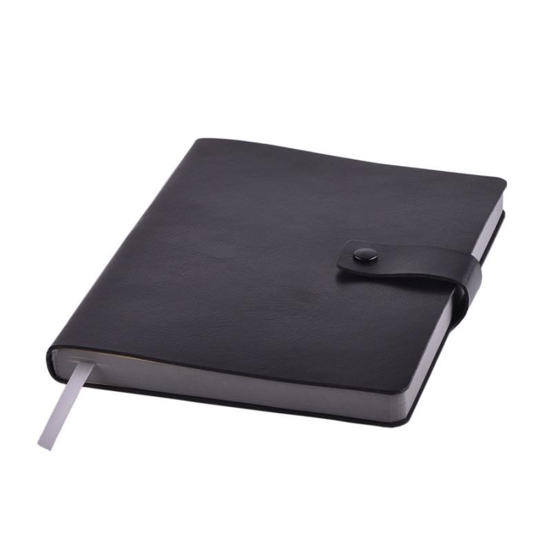 Ежедневник недатированный STELLAR, формат А5, Черный, -, 24728 35 30