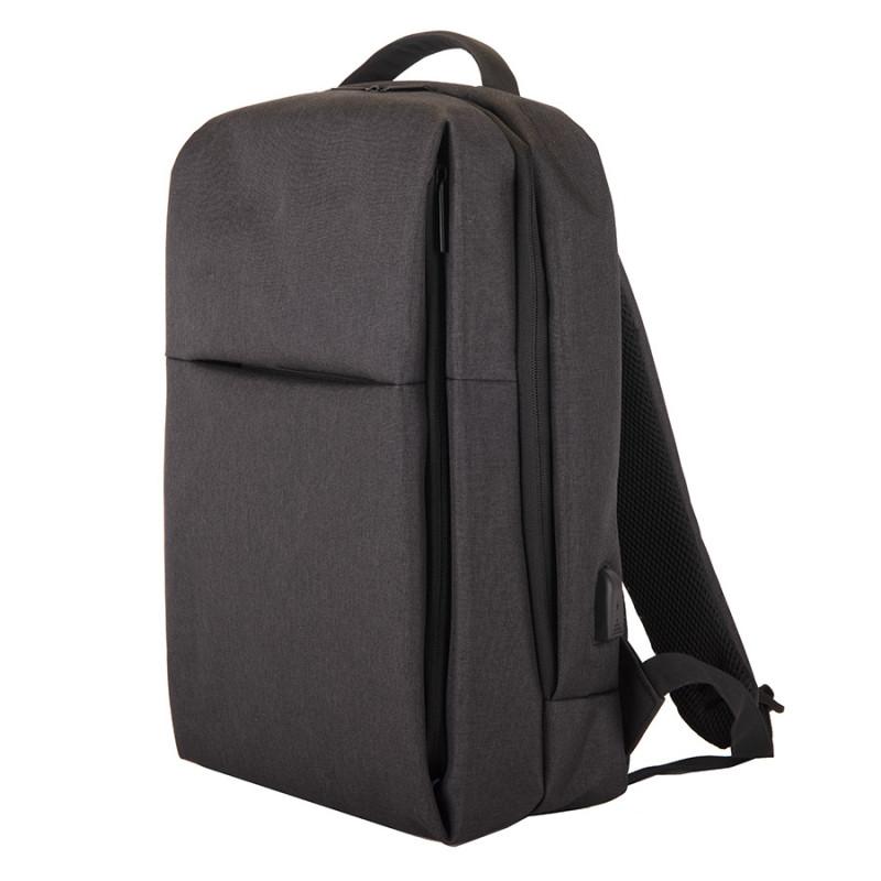 Рюкзак LINK c RFID защитой, Серый, -, 971701 29