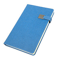 Ежедневник недатированный Linnie, формат А5, Голубой, -, 24733 31
