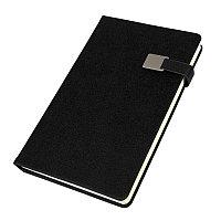 Ежедневник недатированный Linnie, формат А5, Черный, -, 24733 35