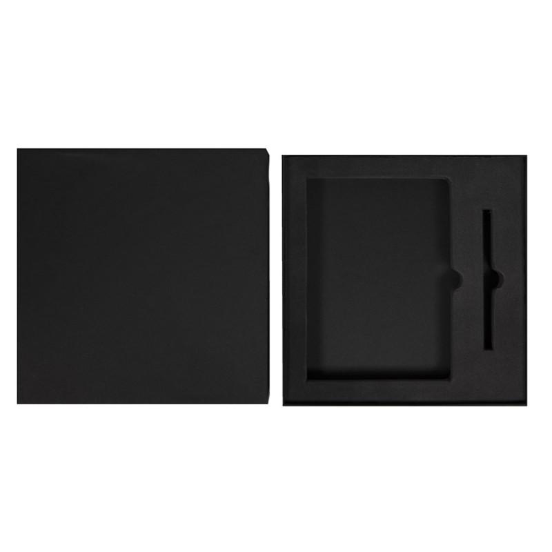 Коробка под ежедневник 145*205 мм и ручку, Черный, -, 24722 35