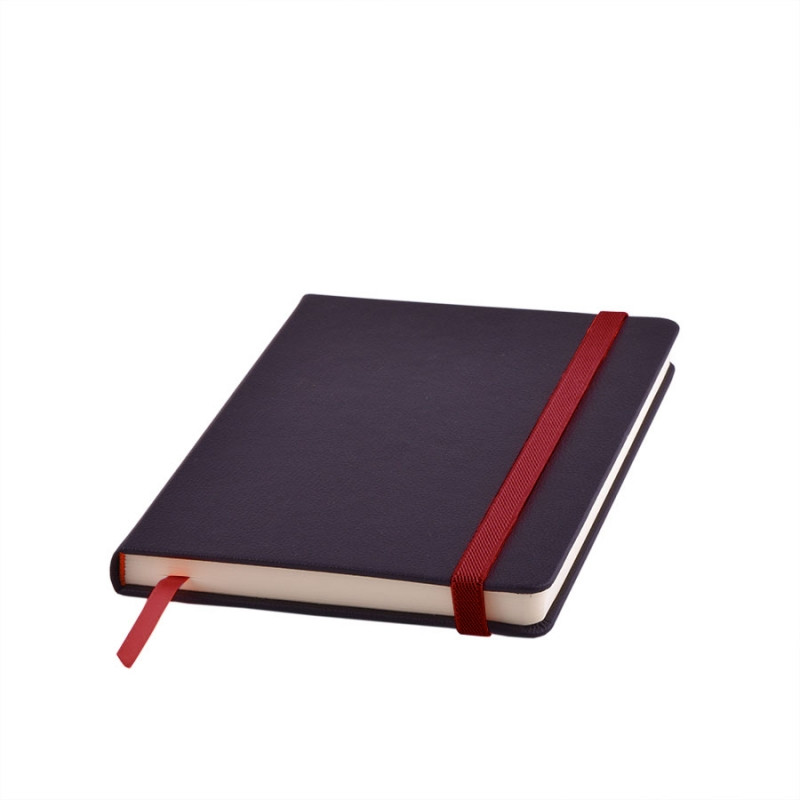 Ежедневник недатированный RAY, формат А5, Черный, -, 24726 35 08