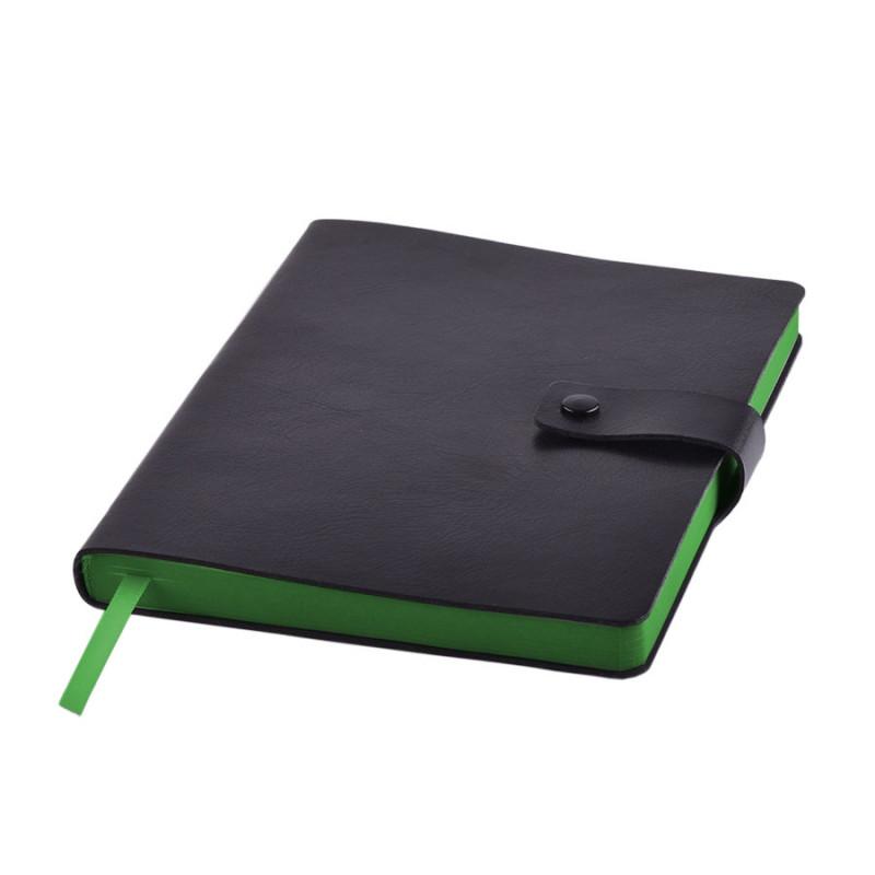 Ежедневник недатированный STELLAR, формат А5, Черный, -, 24728 35 15