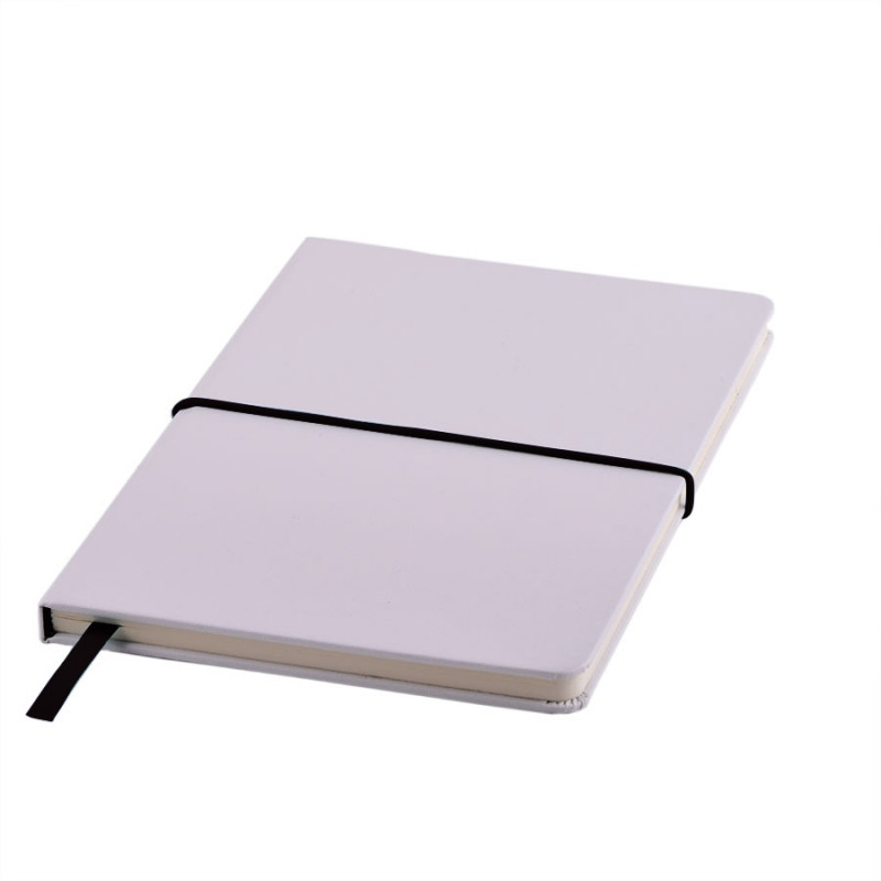 Блокнот BELTO, формат А5, Белый, -, 24729 01 35