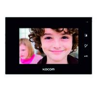 Монитор видеодомофона KOCOM KCV-A374(B), Kocom
