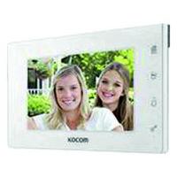 Монитор видеодомофона KOCOM KCV-544 (W) Mirror