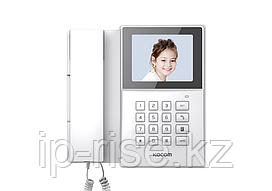 Монитор видеодомофона KCV-340 KOCOM