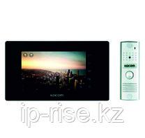 Комплект видеодомофона KOCOM KCV-544SD+KC-MC20(B)