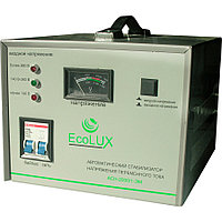 Стабилизатор ECOLUX 1ф 3000 W