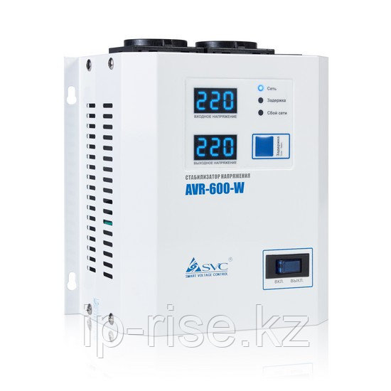 Стабилизатор (AVR), SVC, AVR-1000-WP(1000Вт), LED