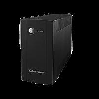 UT450E_ИБП CyberPower UT450E, Line-Interactive, 450VA/240W, 2 Schuko розеток, RJ11/RJ45, Black