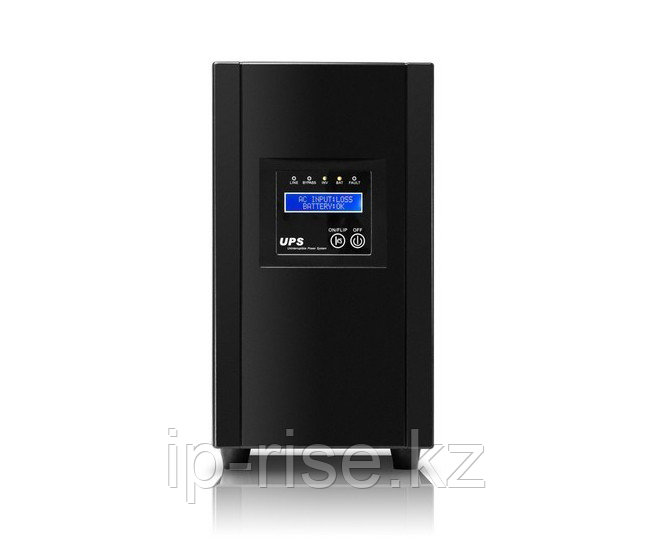 UPS, SVC, PT-2K, 2000VA (1600W), PT-cерия, On-Line, LCD