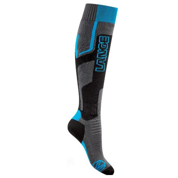 LK1SK15 L6  Lange носки  Isolfil - blue - S