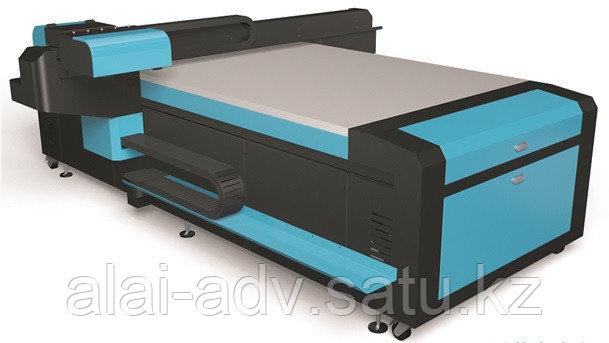 Планшетный УФ принтер
