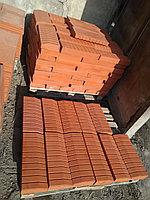 Бордюр 500x200x70 для тротуарной плитки  Красный, фото 1