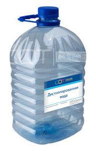 Вода дистиллированная 5л ГОСТ