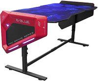 Стол для ПК игровой E-BLUE EGT003BKAA-IA