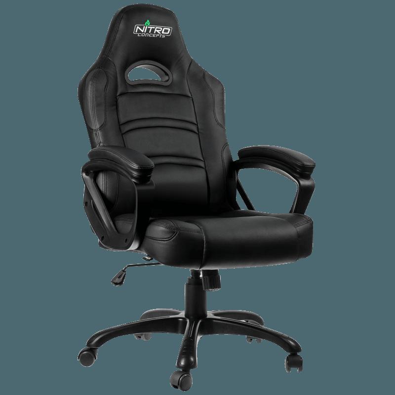 Игровое кресло GameMax GCR07 Black