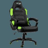 Игровое кресло GameMax GCR07 Green, фото 1