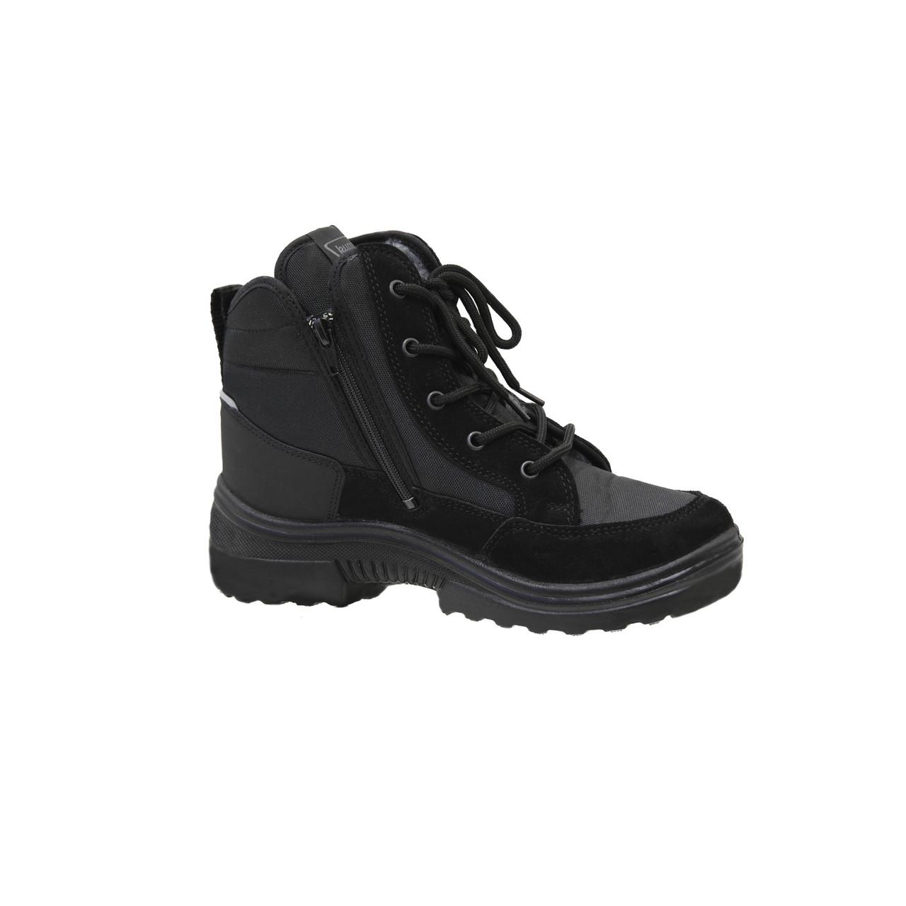 Обувь взрослая Kuoma Trekking V, Black/Black - 38