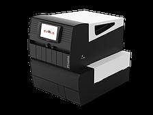 Принтер и эмбоссер для моментального выпуска кредитных и дебетовых карт
