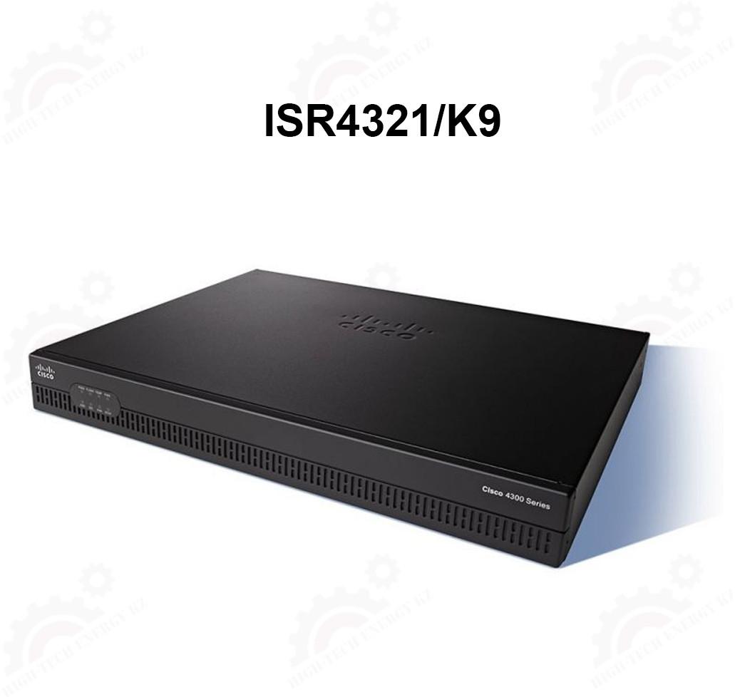 Cisco ISR 4321 (2GE,2NIM,4G FLASH,4G DRAM, IPB)