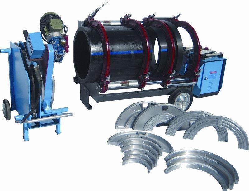 Электрогидравлический сварочный аппарат  для пэ труб 630/710/800