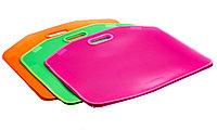 Папка-портфель с ручками А4 на липучках (цветной)