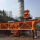 Бетонный завод модель JS-500 (бетоносмесительный узел), фото 2