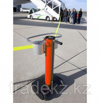 Стойка с вытяжной лентой, тенсатор для аэропортов Beltrac Jettrac, фото 2