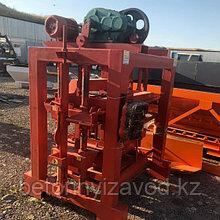 Станок для производства шлакоблока QTZ4-40 БСУ