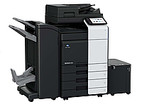 МФУ Konica Minolta Bizhub C250i. Полноцветное МФУ 3 в 1 (копир принтер сканер). Формат бумаги: А6-SRA3