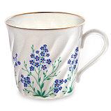 Чашка с блюдцем У Ручья. Императорский фарфор, авторская работа, фото 2