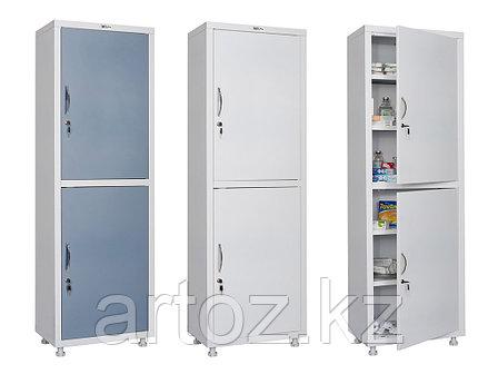 Медицинский шкаф HILFE МД 1 1760/SS, фото 2