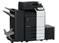 МФУ Konica Minolta Bizhub C300i. Полноцветное МФУ 3 в 1 (копир принтер сканер) формата А6 SRA3